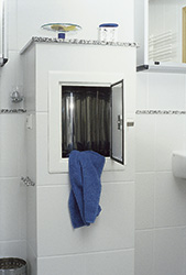 w scheabwurfschacht f r die schnelle und leichte montage. Black Bedroom Furniture Sets. Home Design Ideas